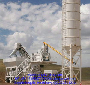 Hongda Yhzs60 Mobile Concrete Mixing Plant pictures & photos