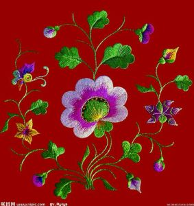 New Design Embroidery Lace / Embroidery Fabric/ Good Quality/ Best Price pictures & photos