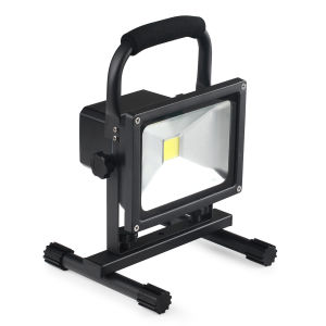 2014 Portable 10-30W Super Light Rechargeable LED Work Light