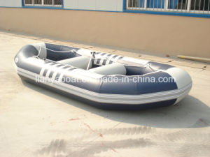 Liya 9.2ft Inflatable PVC Tender River Rafting Boat for Pleasure pictures & photos