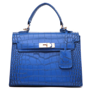 The Newest Wholesale Crocodile Women Tote Bag Fashion Handbag pictures & photos