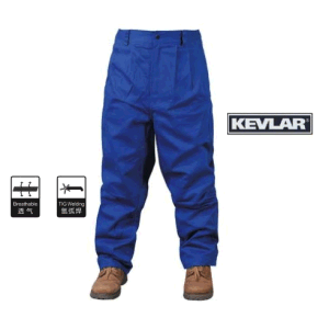 Flame Resistant Canvas Welding Pants / Kevlar Stitched (80-PFR)
