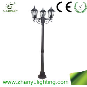High Pole Garden Light with CE pictures & photos