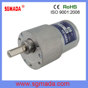 DC Gear Motor (TG-38) pictures & photos
