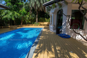 Wood Plastic Composite Decking/ WPC Decking pictures & photos