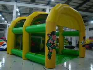 Outdoor Large Inflatable Playground PVC Tarpaulin (SP-028)