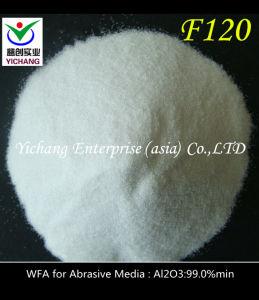 White Aluminum Oxide (F20, F24, F30, F36, F46, F54, F60, F80) for Shotblasting pictures & photos