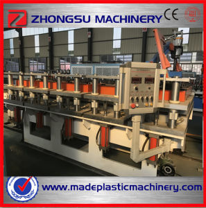 Certified PVC WPC Foam Board Machine/Extruder Line pictures & photos