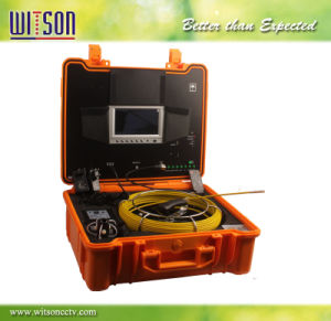 Witson 10inch LCD Monitor Underwater Inspection Camera with 6mm Camera Head (W3-CMP3188DN-10M-C6) pictures & photos