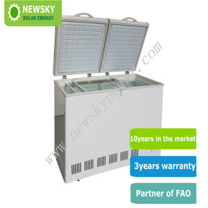 China DC 12V 24V Solar Refrigerator Fridge Freezer pictures & photos