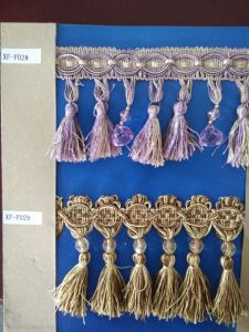 Cheap Tassel for Home Textile pictures & photos