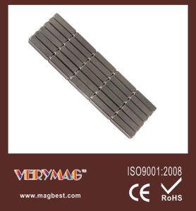 Neodymium Magnets Bar 1-2 X 1-8 X 1-8 Inch N48
