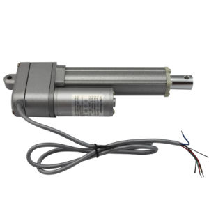DC12V or 24V Mini Linear Actuator IP65 500mm Stroke 500n pictures & photos