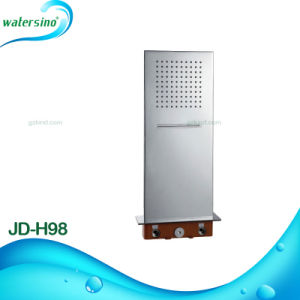 Wall Mounted Multi Function Bathroom Waterfull Head Shower System pictures & photos