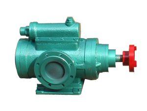 3gcl Vertical Three Screw Oil Pump pictures & photos