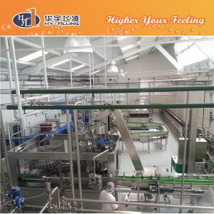 Drink Juice Hot Filling Machine Factory pictures & photos