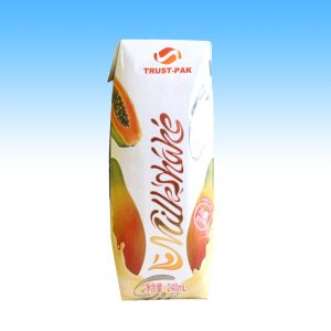 Aseptic Juice Box 240 Ml Diamond