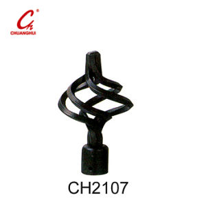 Hardware Curtain Accessories Head Window Rod Curtain Cap pictures & photos