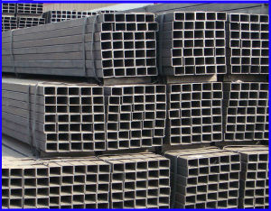 Pre Galvanized Square Tube Hollow Section pictures & photos