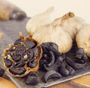 6.0cm Health Vegetable Black Garlic for Exporting pictures & photos