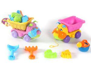 Summer Outdoor Toy 6PCS Kids Plastic Sand Beach Set (10226565) pictures & photos