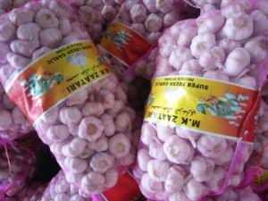 Jinxiang Garlic to Korea Standard 5.0cm-5.5cm pictures & photos
