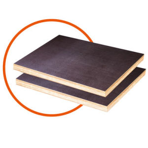 Waterproof Film Faced Plywood 1220X2440mm Using in Construction pictures & photos