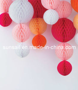 Tissue Paper Balls Paper Honeycomb Globe