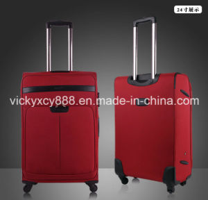 Top Quality Wheeled Trolley Luggage Travel Bag Case Suitcase (CY9932) pictures & photos