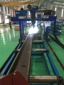 Variable Section Beam Automatic Welding Machine for H Beam pictures & photos