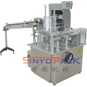 Packing Machine for Blister and Tube with Auto Box Cartoner (SY-125) pictures & photos
