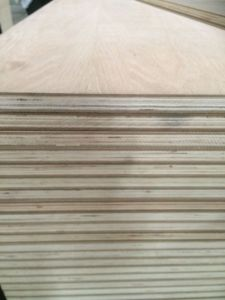 Sandwich Walnut Fancy MDF Plywood 18mm Sales in USA pictures & photos