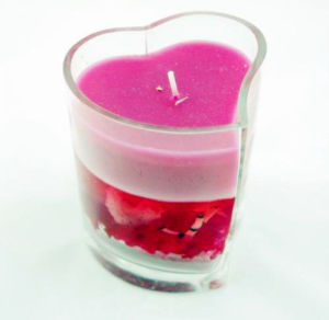 Wedding Candle Holder Glass (RC-0008)