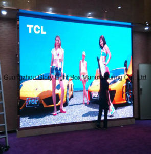 High Brightness Full Color Rental LED Display Panel P3.33 pictures & photos
