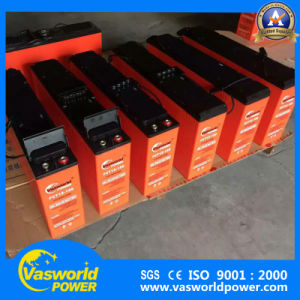 Battery Power 12V100ah Front Terminal Battery Made in China pictures & photos