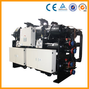 Industrial Twin Compressor Screw Water Chiller pictures & photos
