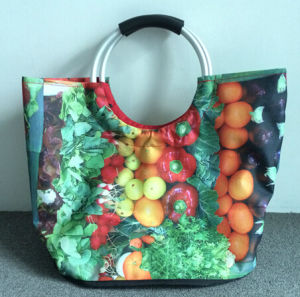 China Vegetable Fruit Printing Shopping Bag - China Vegetable ...
