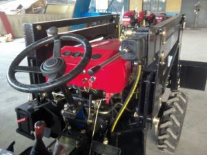 40 HP 4WD Small Tractor with Front Loader pictures & photos