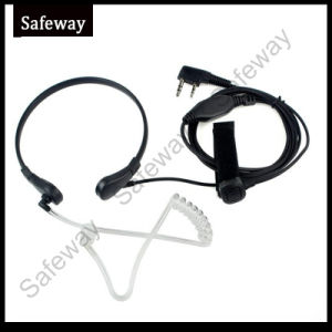 Throat Microphone Headset for Baofeng and Kenwood pictures & photos