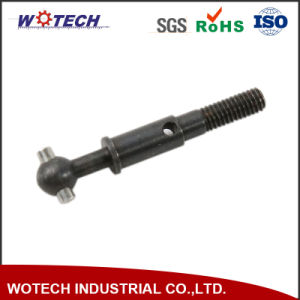 ISO 9001 Certificated Steel Precision CNC Turning Machining Part