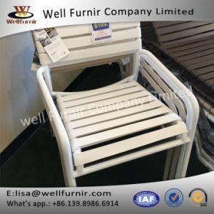 Well Furnir Vinyl Straps Garden Chair pictures & photos