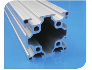 6060 T6 Aluminium Extrusion for Assembly Line T Slot Supplier, Aluminum Industrial Profiles pictures & photos