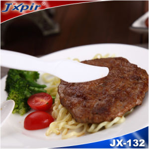 Disposable Plastic Cutlery for Food (JX132) pictures & photos