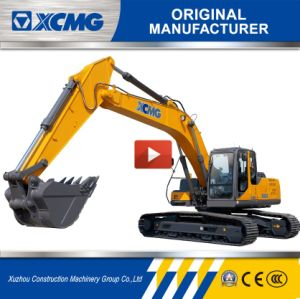 Hot Construction Products 25ton Crawler Excavator (Xe265c) pictures & photos
