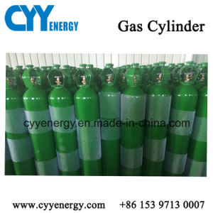 10L/ 20L/ 40L /47L /50L Stainless Steel Gas Cylinder for Nitrogen Oxygen CO2 Argon pictures & photos