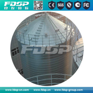 50-500mt Silo for Livestock Feed Storage with Temperature Measurement System pictures & photos