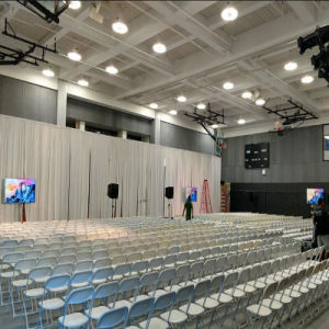 UK Event & Party Pipe and Drape System, Stage Backdrop for Slae pictures & photos
