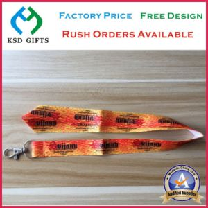 Bulk No Minimum Order Woven Custom Lanyard for Events/Promotion pictures & photos