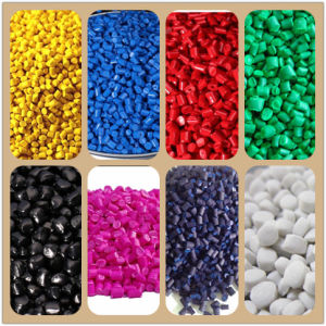 Plastic Color Masterbatch PP Masterbatch for Blown Film and Injection pictures & photos