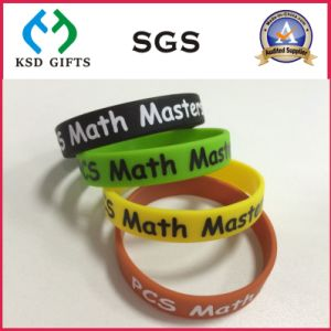 Holiday Parks Custom Design Silicon Hand Band (KSD-868) pictures & photos
